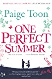 Paige Toon One Perfect Summer