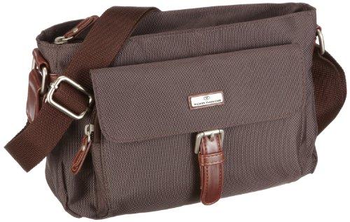 Tom Tailor Acc Women's Rina 11221 Messenger Bag Brown EU 26x14x8 cm (B x H x T)