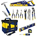 Irwin Tools 1868997 Multiple 13-Piece Tool Set