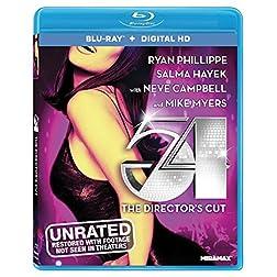 54 Director's Cut [Blu-ray]