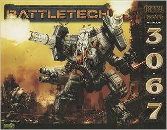 Battletech Technical Readout 3067
