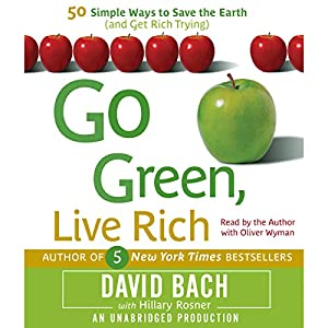 Go Green, Live Rich Audiobook