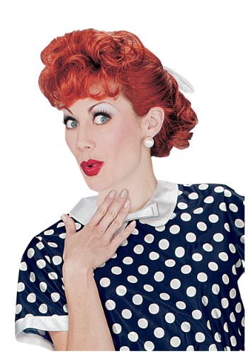I Love Lucy Wig  (Small)