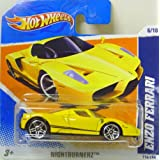 Hot Wheels Ferrari Enzo In Giallodi Hot Wheels