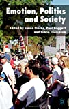 img - for Emotion, Politics and Society book / textbook / text book