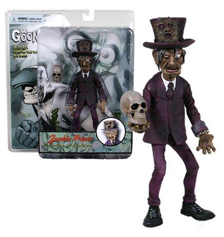 Buy Low Price Mezco Zombie Priest Action Figure (B0009W861Y)