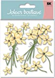 Jolee's Boutique Stickers, Cream Floral