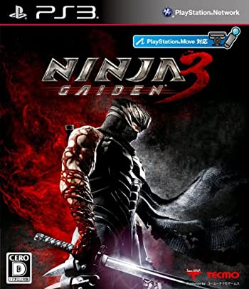 NINJA GAIDEN 3 (通常版) (初回特典:DEAD OR ALIVE 5 体験版α.ver DLシリアル同梱)