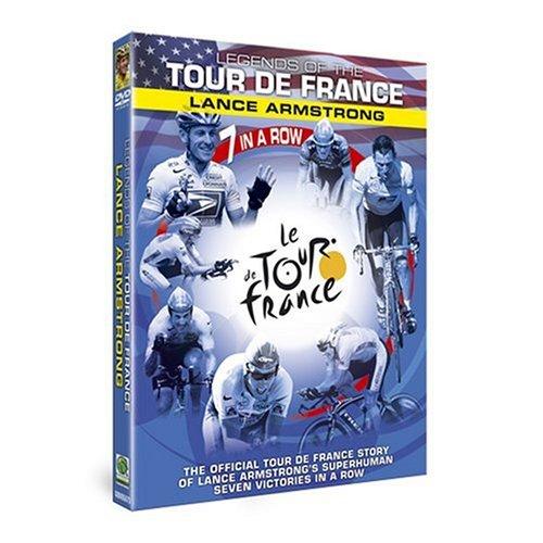 Lance Armstrong - 7 In A Row (2 Disc) [DVD] [Edizione: Regno Unito]