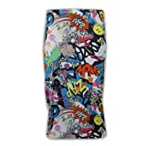 Ladies Skirt Womens Cartoon Print Bodycon Midi New