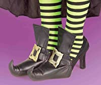 Adult Witch Shoe Covers by Forum Novelties Inc