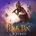 Peter Pan Audiobook by J. M. Barrie Narrated by Michael Page