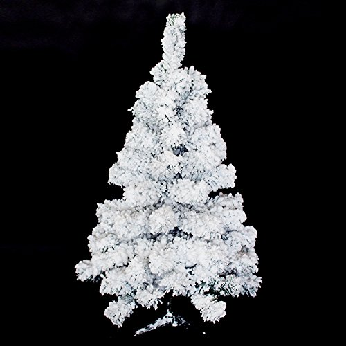 mini-albero-di-natale-90cm-di-neve-il-floccaggio-albero-di-natale-desktop-mini-albero-di-natale