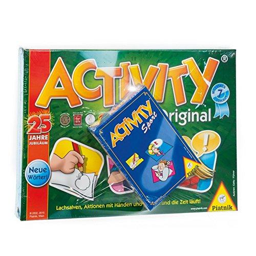 Deutschland 60283 - Bundle Activity Sport  Spiele und Puzzles