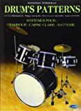 Marseille Dominique Drum'S Patterns Drums Book French
