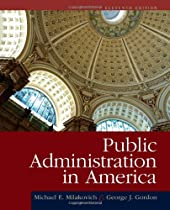 Public Administration Books, Videos and Online Resources
