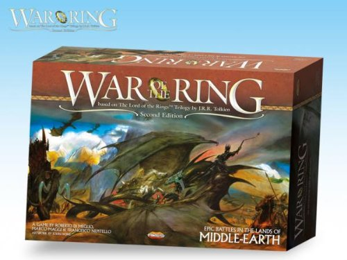 Buy Fantasy Flight Games - Fantasy Flight Games War Of The Ring 2Nd Edition Board Game
