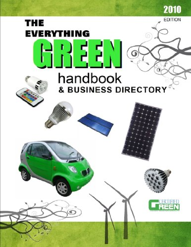 The Everything Green Handbook And Business Directory