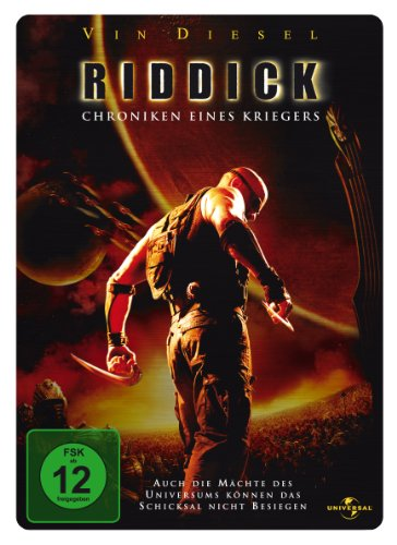 Riddick - Chroniken eines Kriegers - Steelbook [Director's Cut]