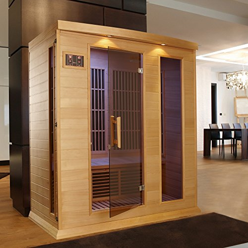 DYNAMIC-SAUNAS-AMZ-MX-K306-01-Maxxus-Marseille-3-Person-Far-Infrared-Sauna