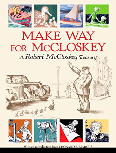 Make Way for McCloskey: A Robert McCloskey Treasury (Family Time Bible In Pictures compare prices)