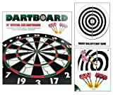(Dartboard) 18 Official Size Dartboard