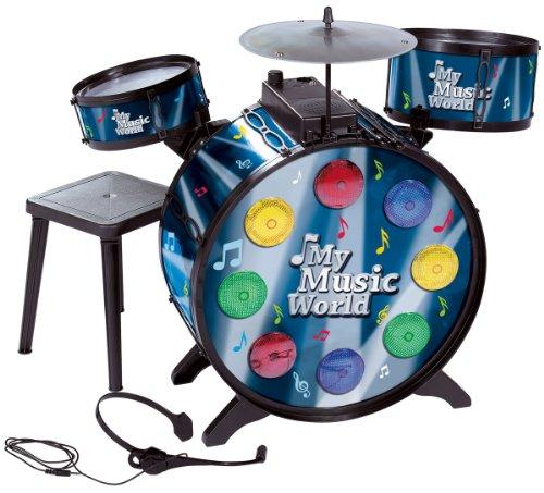 Simba Toys 106834988 My Music World - Electronic Drum set