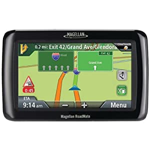 Magellan Rm2045sgluc Roadmate 2045tlm Vehicle Gps With Lifetime Map And Traffic Updates-by-magellan by MAGELLAN