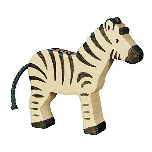 Holztiger Zebra - 1