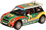 Scalextric C3216 Mini Cooper S 1:32 Scale Slot Car