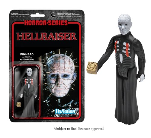 Funko Horror Classics Pinhead ReAction Figure - 1