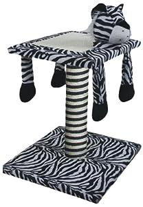 Heim 2522 Arbre à chat Zebra 53 cm