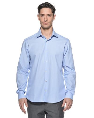 Uomini Italiani Camisa Hombre Cielo