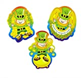 St Patrick Day Decorations - 3 Pack