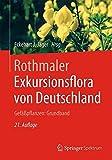 Image de Rothmaler - Exkursionsflora von Deutschland. Gefäßpflanzen: Grundband
