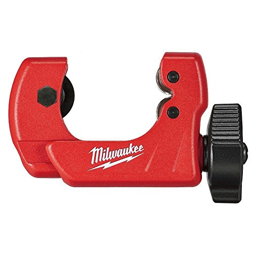 Milwaukee 48-22-4251 1 in. Mini Copper Tubing Cutter (Milwaukee Copper Cutter compare prices)