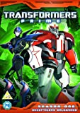 Transformers Prime - Season 1 Part 3 (Decepticons Unleashed) [DVD] [2013]