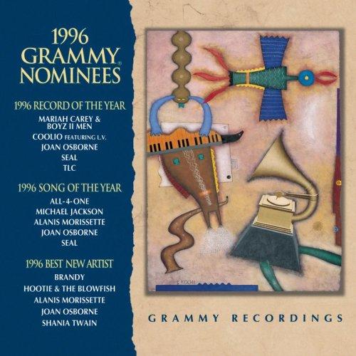 1996  grammy nominees  various