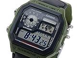 [カシオ]CASIO 腕時計 クオーツ デジタル AE-1200WHB-3B メンズ 【逆輸入】