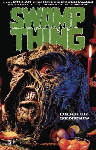 Swamp Thing Darker Genesis TP