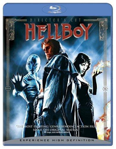 Hellboy: Director's Cut [Blu-ray]