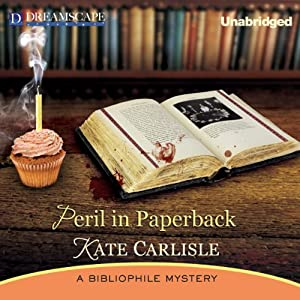 Peril in Paperback: A Bibliophile Mystery | [Kate Carlisle]
