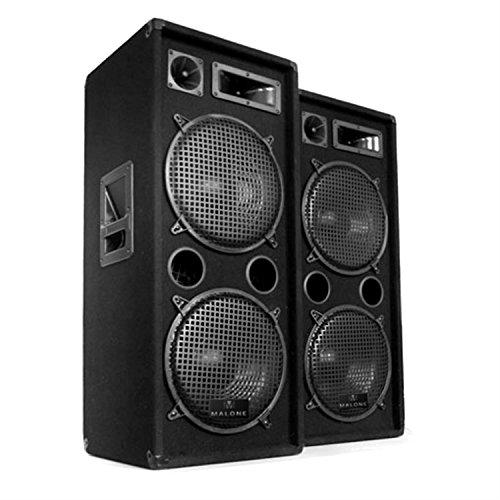 Paar-Malone-2x-PW-2222-3-Wege-Box-Lautsprecher-2x-30cm-12-Zoll-2000W