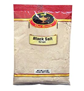 Deep Black Salt 100g