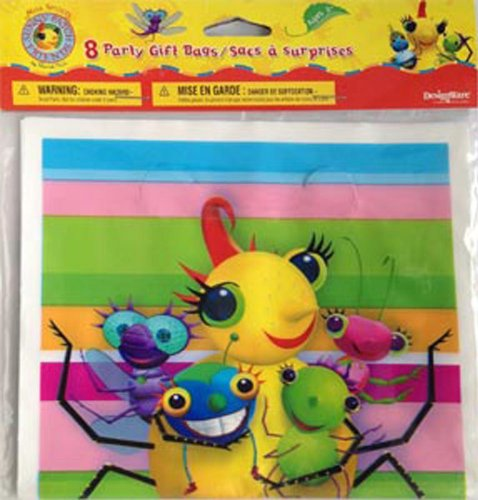 Miss Spider Sunny Patch Friends Treat Bags (Act) - 1