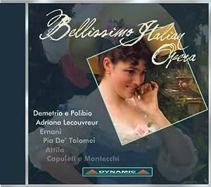 Bellissimo Italian Opera  (Dynamic: CDS704)