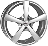 Calibre Y7705114YSA1740_14410 Panik Alloy Wheel Kia Pro Cee'd 2013 Onwards, 7 x 17-inch, Silver