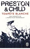 Temp�te blanche