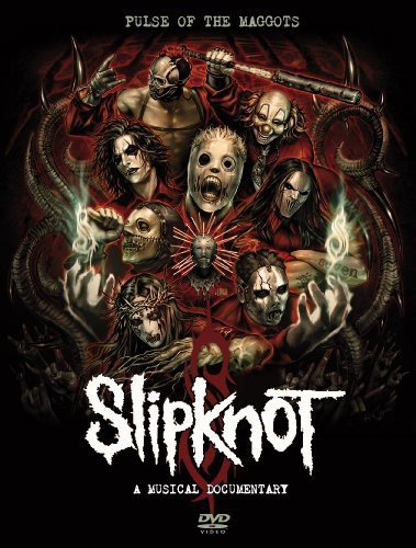 DVD : Slipknot - Pulse of the Maggots (Canada - Import, NTSC Format)