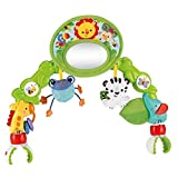 Fisher-Price On the Go Stroller Activity Arch